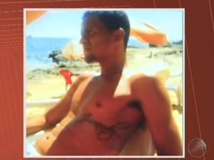 DPT diz que tatuagens de Geovane foram removidas (Foto: Reprodução/TV Bahia)