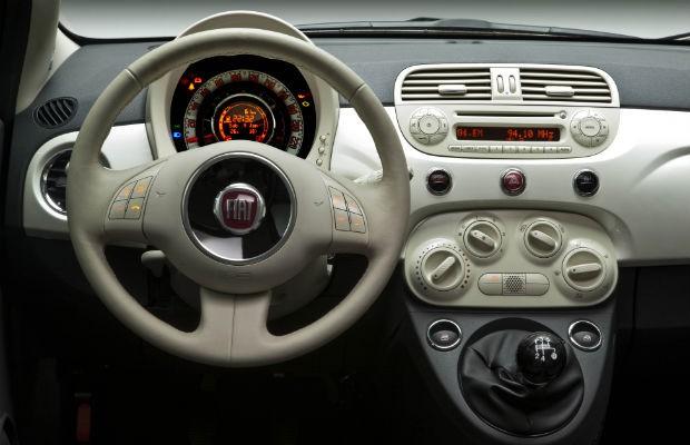 Fiat 500 (Foto: Divulgação )
