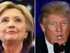 Hillary Clinton é clara sobre Trump: 'não somos amigos', diz revista