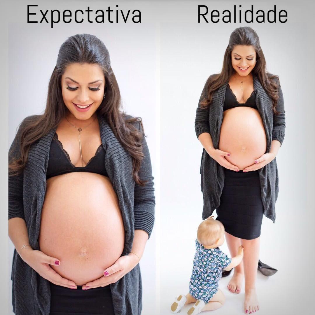 Thais Fersoza está grávida do segundo filho (Foto: Instagram/Reprodução)