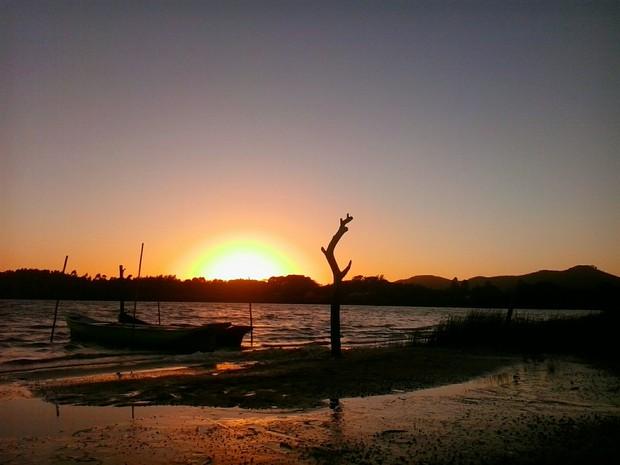 Sexta-feira deve ser de sol em Santa Catarina (Foto: Alan Pedro/Divulgação)