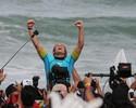 Encantada com torcida, campeã do Rio Pro quer título após grave lesão