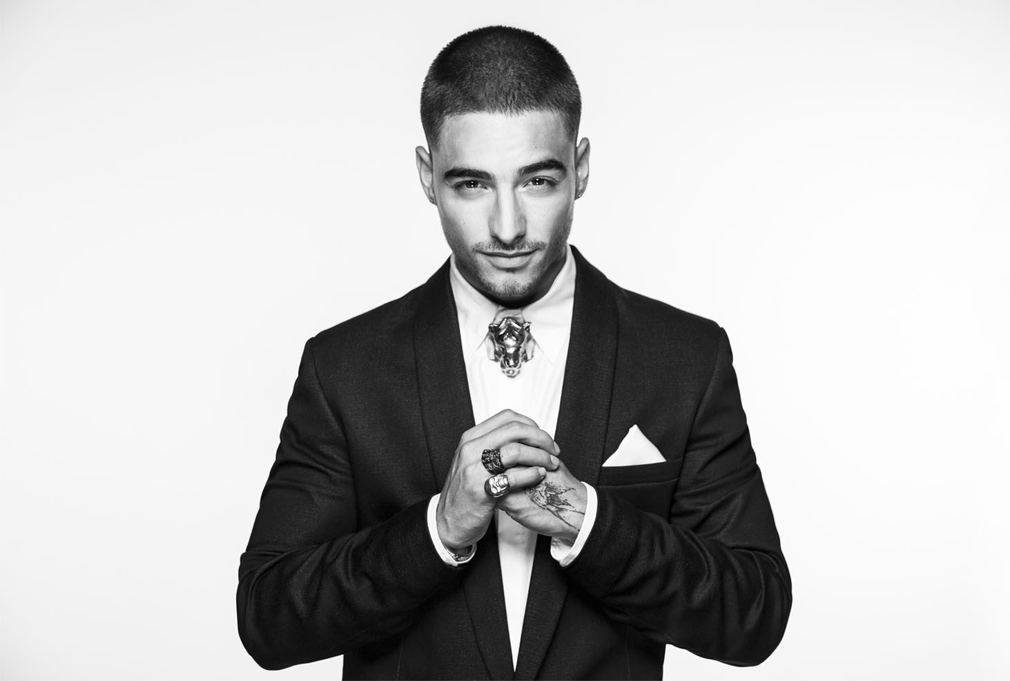 Maluma  um dos maiores nomes do reggaeton no momento e tem vrios sucessos  (Foto: Divulgao)