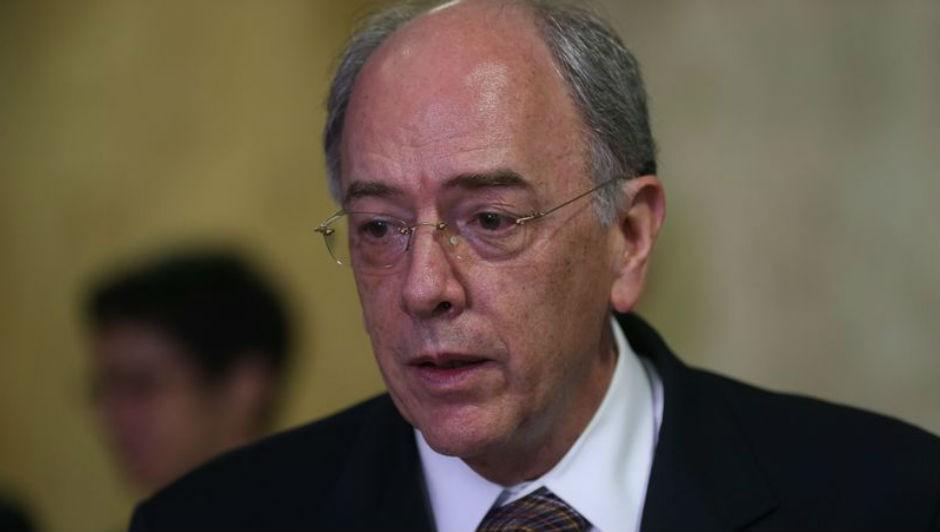 Pedro Parente, presidente da Petrobras (Foto: Valter Campanato / Agência Brasil)