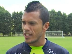 Volante Mineiro foi dispensado pela Caldense (Foto: Reprodução EPTV)