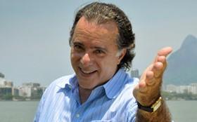 Tony Ramos revela que é fã de Carminha