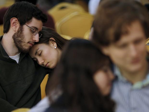 O silêncio em meio à crise pode evitar o confronto mas também trazer consequências depois  (Foto: Reuters/Kim Hong-Ji)