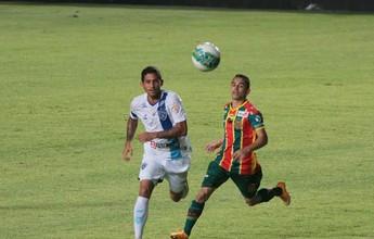 Sampaio Corrêa pressiona, mas Paysandu segura empate no Castelão
