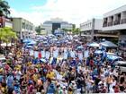 Pacotão é destaque do segundo dia de Carnaval em Brasília