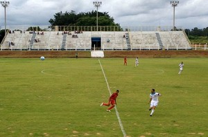 Mato Grosso e Sinop Campeonato Mato-grossense (Foto: Diego Hurtado/TVCA)