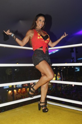 Scheila Carvalho (Foto: Veri Lopes/agfpontes/divulgacao)