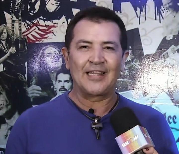 Beto Barbosa diz que ainda dança bem (Foto: Vídeo Show / Gshow)