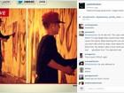 Justin Bieber provoca paparazzi brasileiros: 'Foto incrível'