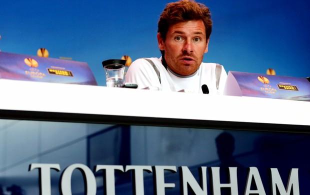 André Villas-Boas técnico Tottenham (Foto: Getty Images)