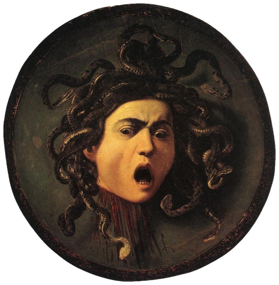 medusa_by_carvaggio 4 cursos y canales gratuitos para aprender más sobre la mitología