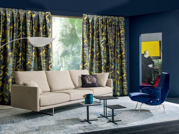 decoracao de interiores estilo handmade:Mix de estampas na decoração: aposta certeira! – Casa Vogue