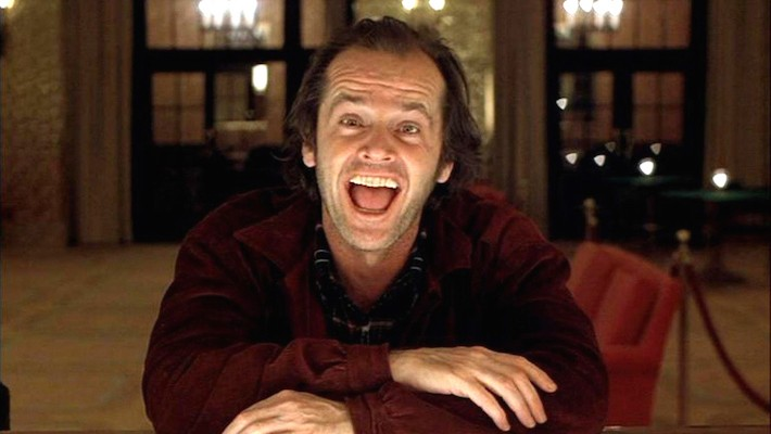 Here's Johnny! Será que Jack Nicholson curtiria nossa escolha para o novo intérprete de Jack Torrance? (Foto: Divulgação)