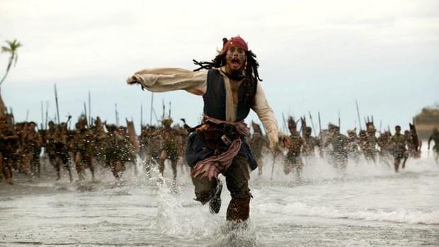 'Piratas do Caribe - O Baú da Morte' neste domingo! (Divulgação/Reprodução)