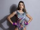 Alessandra Batista conta como mudou corpo sarado para 'rasgada'