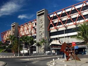 Centro de Convenções da Bahia, em Salvador (Foto: Divulgação/Bahiatursa)