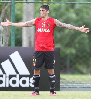 Mark González Sport (Foto: Aldo Carneiro/Pernambuco Press)