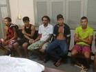 Jovem troca TV do pai por droga, confessa e entrega quadrilha em RR