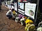 Brasileiros fora do país encomendam flores para homenagear Bernardo