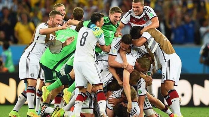 Final de jogo entre Alemanha e Argentina foi um dos momentos mais comentados (foto: Reprodução/Fifa)