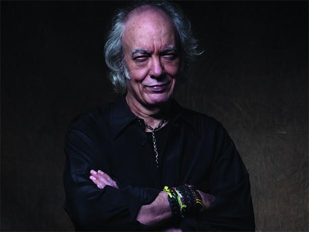 Erasmo Carlos divulga em 2014 o disco 'Gigante gentil' (Foto: Divulgação)