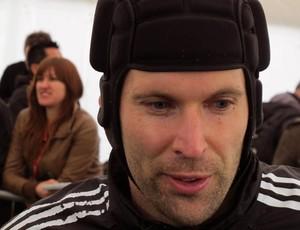 Petr Cech (Foto: Cahê Mota / Globoesporte.com)