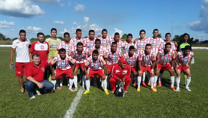 Guajará Esporte Clube, em 2015 no Campeonato Rondoniense (Foto: Junior Freitas)