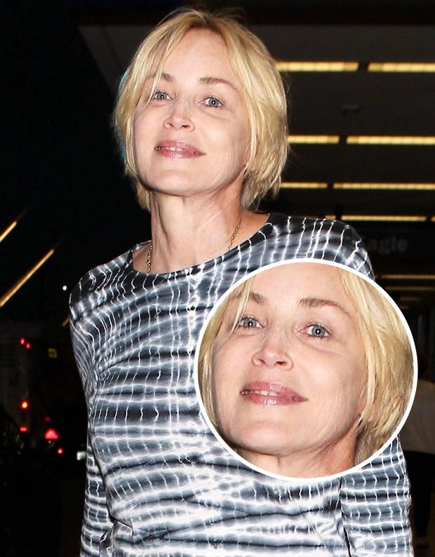 Sharon Stone (Foto: X17)