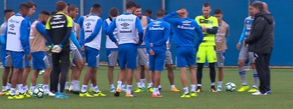 Missão no Grêmio de Renato: evitar novas lesões