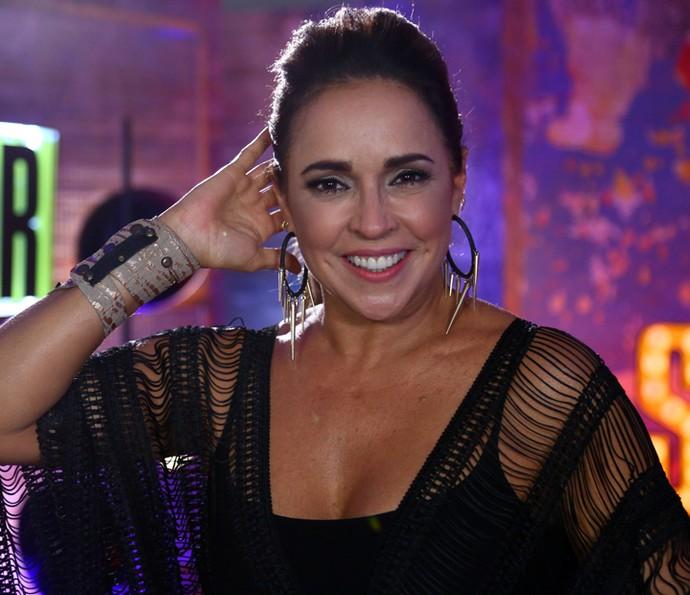 Daniela Mercury entrega seus cuidados para manter a pele saudável (Foto: Isabella Pinheiro / Gshow)