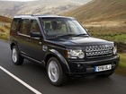 Land Rover anuncia recall do Discovery 4 por falha no ABS