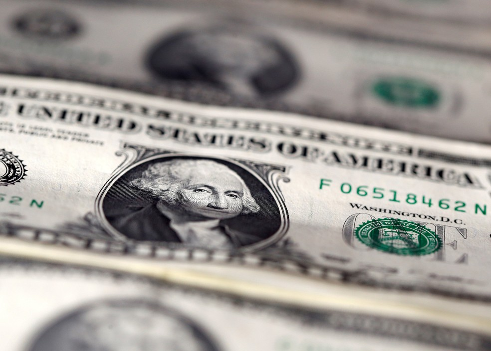 Dólar  (Foto: REUTERS/Dado Ruvic/Illustration/File Photo)