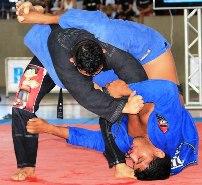 Roraima Open Internacional de Jiu-jítsu 2016 (Foto: imagem/Tércio Neto)