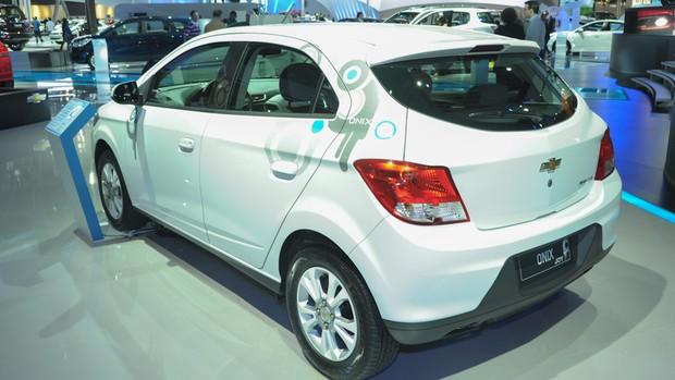 Veja fotos do Chevrolet Onix