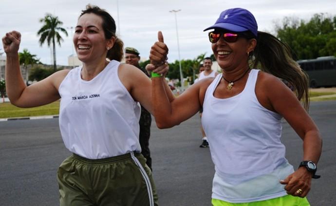 12ª Corrida da Paz acontece na capital e em mais cinco municípios; Surucucu e Auaris também (Foto: imagem/1ª Brigada de Infantaria de Selva)