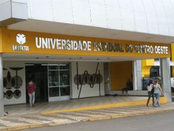 Universidade Estadual do Centro Oeste (Unicentro) (Foto: Divulgação/ Unicentro)