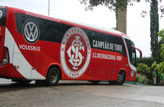 Treino do Inter Viamão (Foto: Tomás Hammes/GloboEsporte.com)