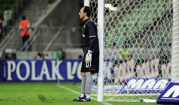 Rogério Ceni Palmeiras x São Paulo (Foto: Marcos Ribolli)