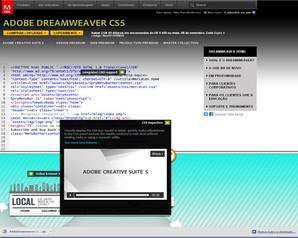 Dreamweaver, atualizações do Dreamweaver, atualizações do Dreamweaver CS5 update