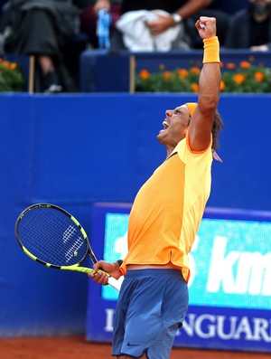 Rafael Nadal x Philipp Kohlschreiber semi ATP Barcelona tênis (Foto: EFE)