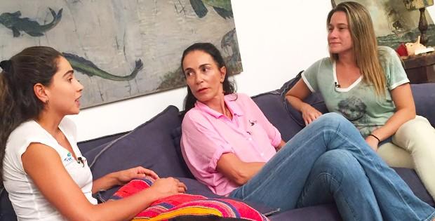 Isabel e Fernanda Gentil (Foto: Divulgação)