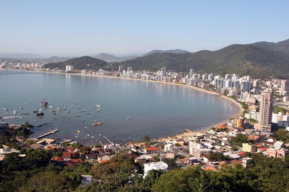 Vale a pena conhecer as belezas de Santa Catarina (Foto: SandroSalomon / Shutterstock)
