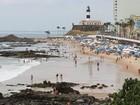 Barra está entre praias consideradas impróprias para banho no feriadão
