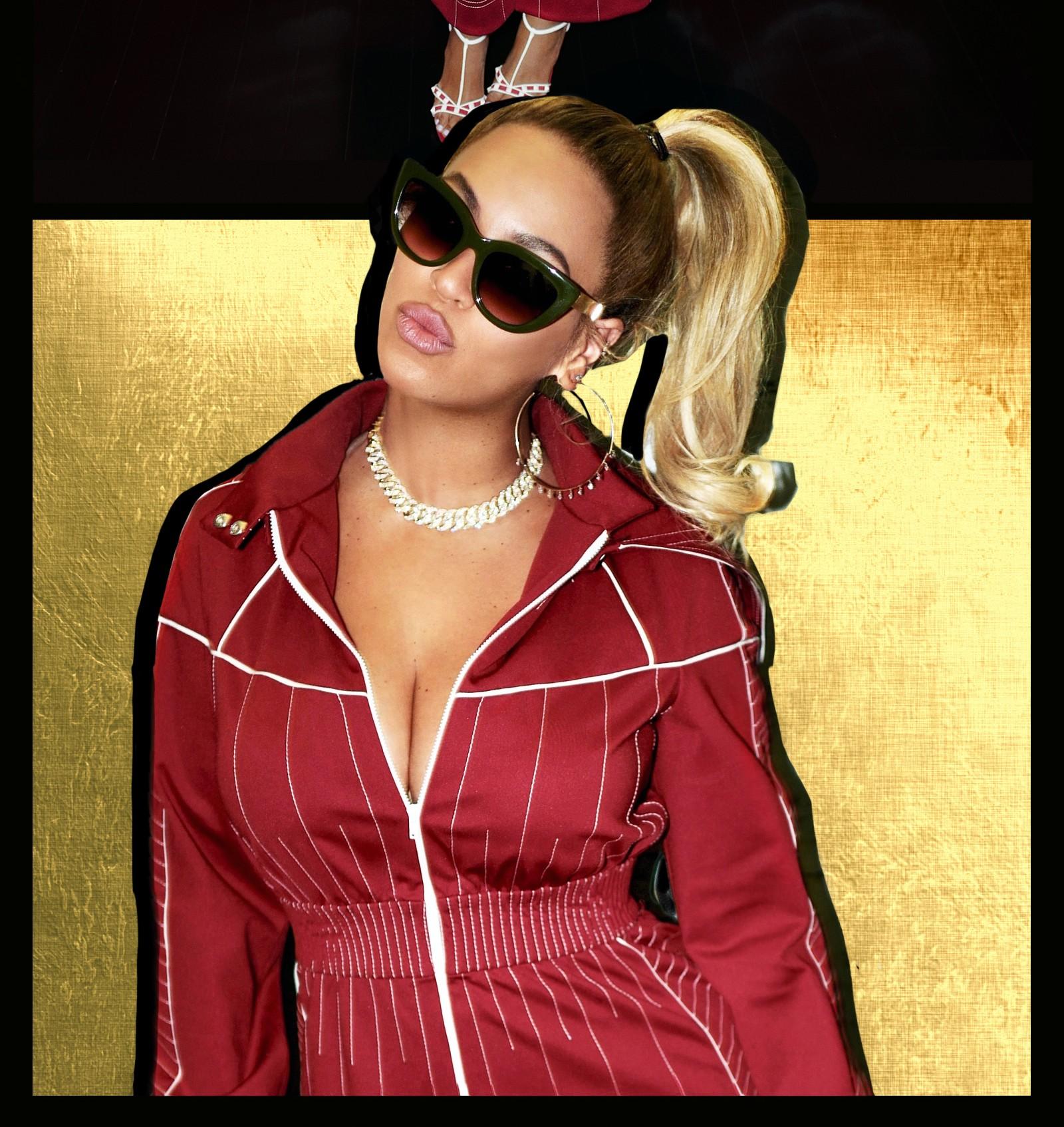 Beyonce (Foto: Reprodução/Beyonce.com)