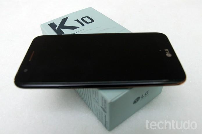 [marca] LG K10 Novo 11 (Foto: Aline Batista/TechTudo)
