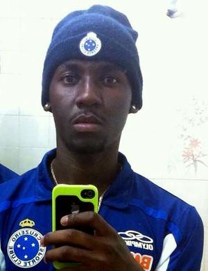 Allano, sub-20, Cruzeiro (Foto: Arquivo Pessoal)